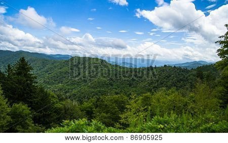 Newfound Gap Overlook