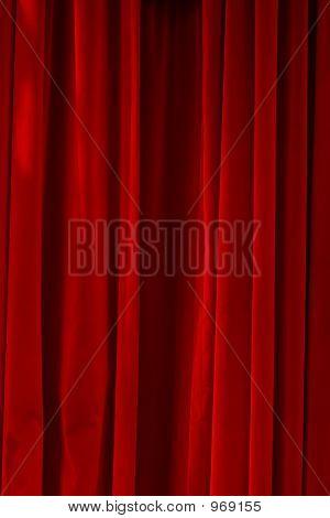 Closed Red Velvet