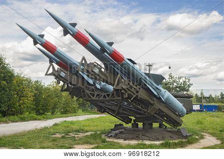 Soviet Anti-aircraft Missile Complex