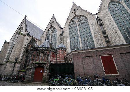 Old Church - Amsterdam, Netherlands