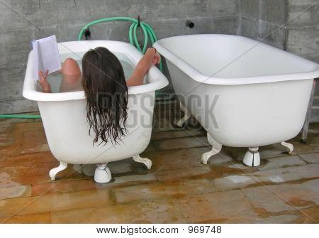 Bathing For Godot