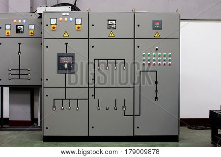 The Control cabinets - All industrial and manufacturers