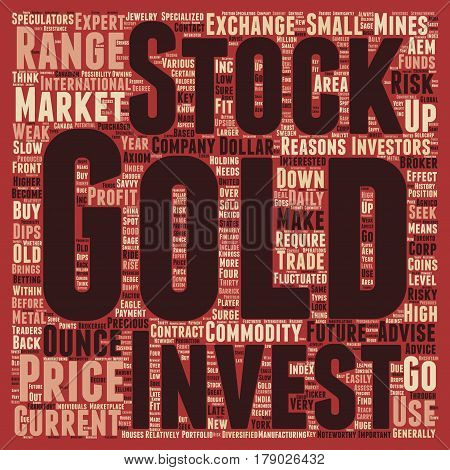 stock Market How to Invest Gold text background wordcloud concept
