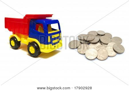 Money for truck