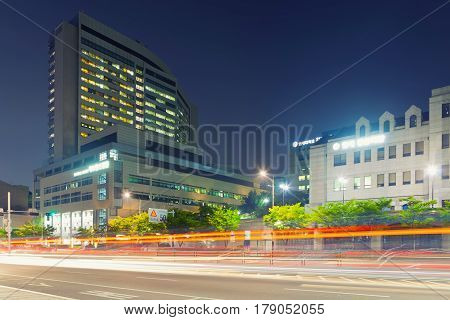 Severance Hospital Of Yonsei University, Seoul - South Korea