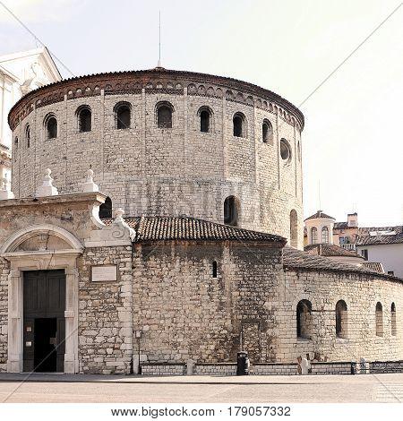 Romanesque church called