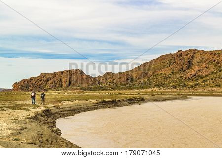 Miradores De Darwin Landscape, Argentina
