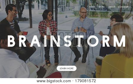 Brainstorm Planning Idea Business Word