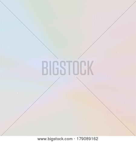 Soft abstract background in light pastel colors. Trendy wallpaper.Vector illustration for modern style trends for creative project design
