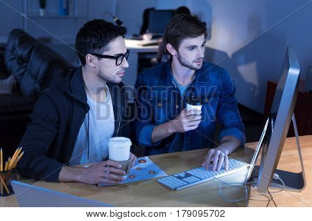 Identity theft. Serious clever intelligent hackers stealing personal information and using it for their own purposes while committing identity theft