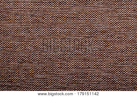 Background Texture, Brown Coarse Upholstery For Sofas