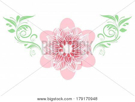 vector nature illustration art design graphic glade