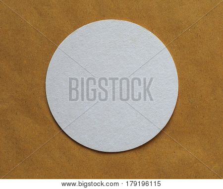 Beermat Drink Coaster