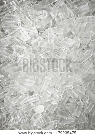 ice bucket background, Image used for Beverages industrial