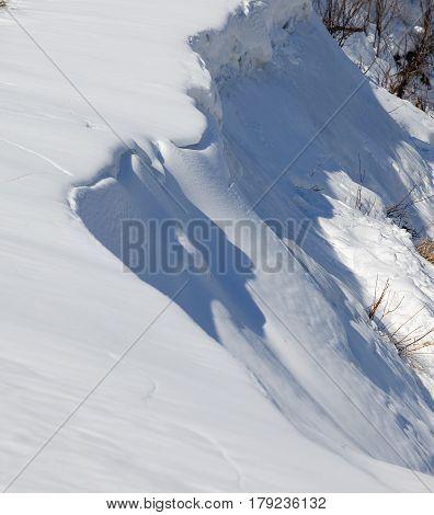 Snowdrift