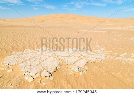 In Oman  Desert    Outdoor  Sand Dune