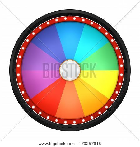 Wheel Fortune Ten Black