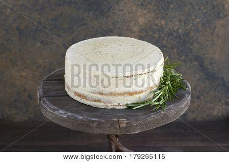Diet cake. Delicious useful. Minimum calories. Food
