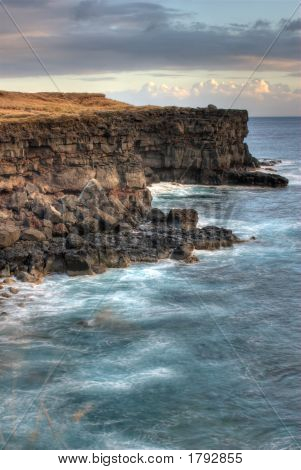 Southernmost Point Of Usa. Big Island.