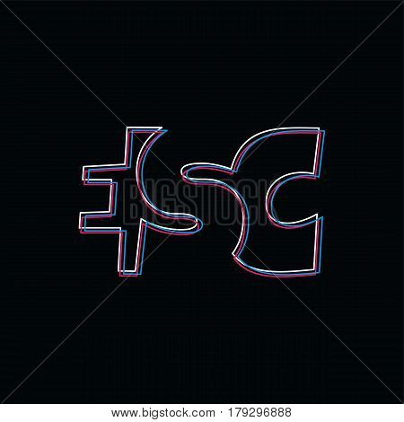 escape exclusive brand company template logo logotype vector art illustration