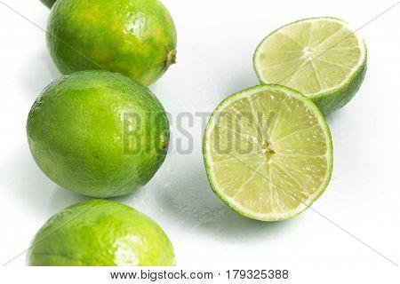 Tahiti Lemon Sliced.