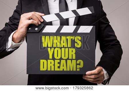 Whats Your Dream?