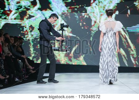 Bipa Fashion.hr Fashion Show 2017 : Ivica Skoko, Zagreb, Croatia.