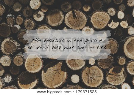 Pursuit Soul Fearless Joy Like Life Follow