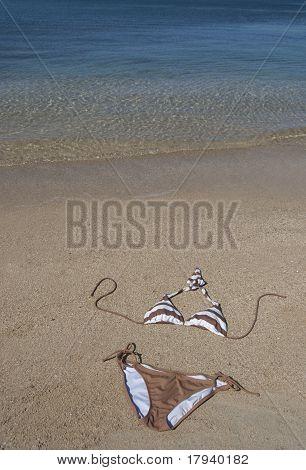 Bikini in the Sand