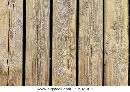 aged beach wood texture macro detail with sand background