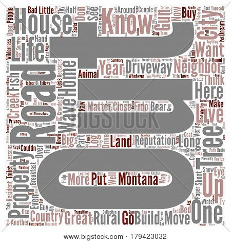 Country Do s and Dont s Word Cloud Concept Text Background
