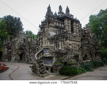 Ideal Palace Of Postman Cheval, France