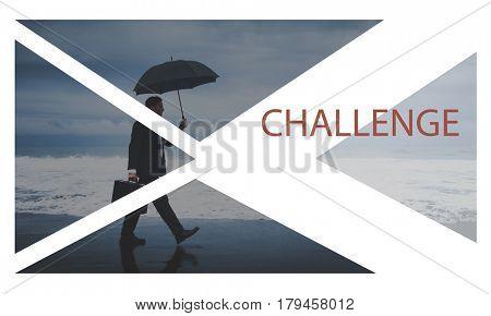Solution Assessment Challenge Risk Management Concept