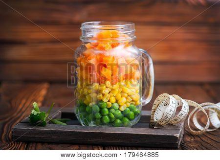 Mix Vegetables