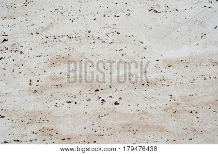 Texture - of unpolished white marble wall