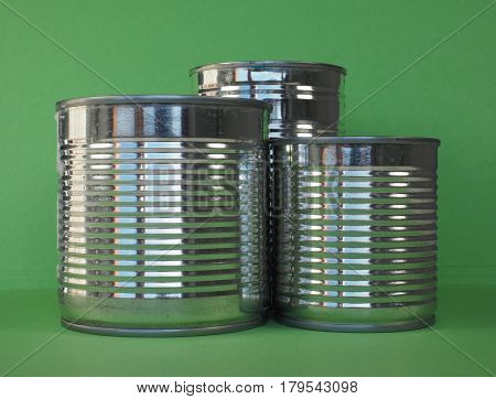 Tin Can Canned Food