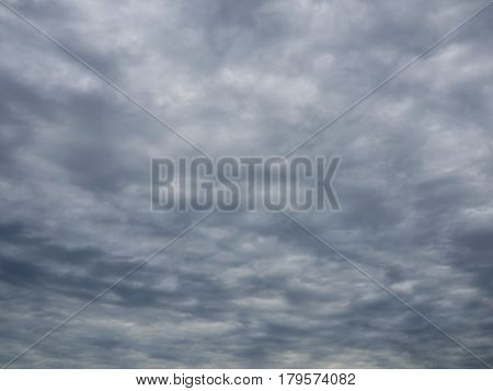 Black clouds through the sky. Black clouds through the sky.