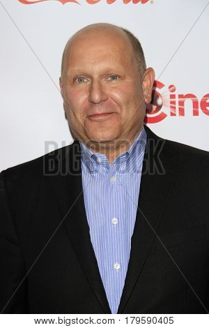 LAS VEGAS - MAR 30:  Chris Meledandri at the CinemaCon 2017 - The CinemaCon Big Screen Achievement Awards at the Caesars Palace on March 30, 2017 in Las Vegas, NV