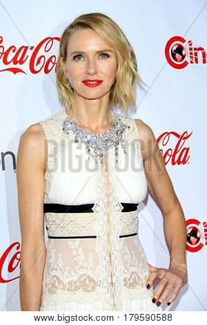 LAS VEGAS - MAR 30:  Naomi Watts at the CinemaCon 2017 - The CinemaCon Big Screen Achievement Awards at the Caesars Palace on March 30, 2017 in Las Vegas, NV