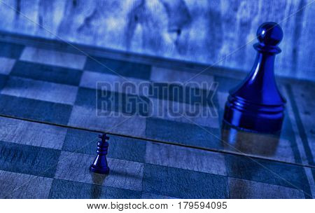The king and servant is the greatest ancient table game invented in India and now popular all over the world coaching the mind and logical thinking of chess