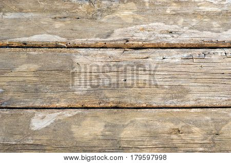 Old wooden rotten boards used as a background