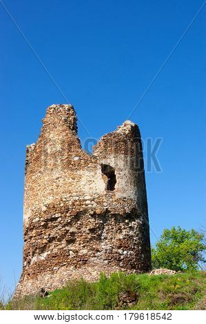 Vrdnik tower and a fortress was built in 1315 on the foundations of the Roman signal tower built by the Roman Emperor Probus 287 years. Place of tower is Serbia city Vrdnik