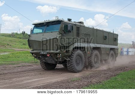 Armored car Typhoon-K Rostov-on-Don Russia June 4 2016