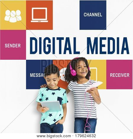 Connecting Social Media Communication