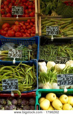 Italian Market Vegetables