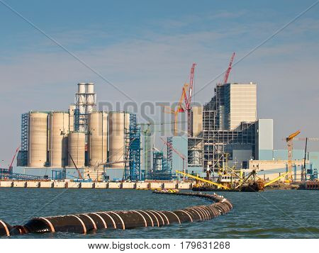 New Coal Power Plant Being Built