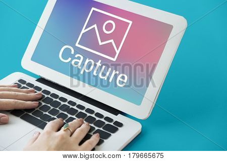Capture Record Focus Frame Media Photo