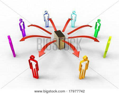 Social Data Exchange