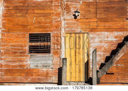 Rustic Building In Punta Allen