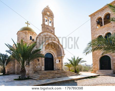 Orthodox Church Of John The Baptist And Tower